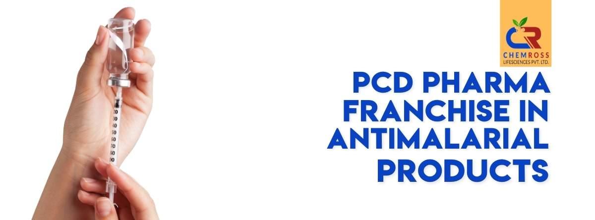 Pharma Franchise for Antimalarial Drugs