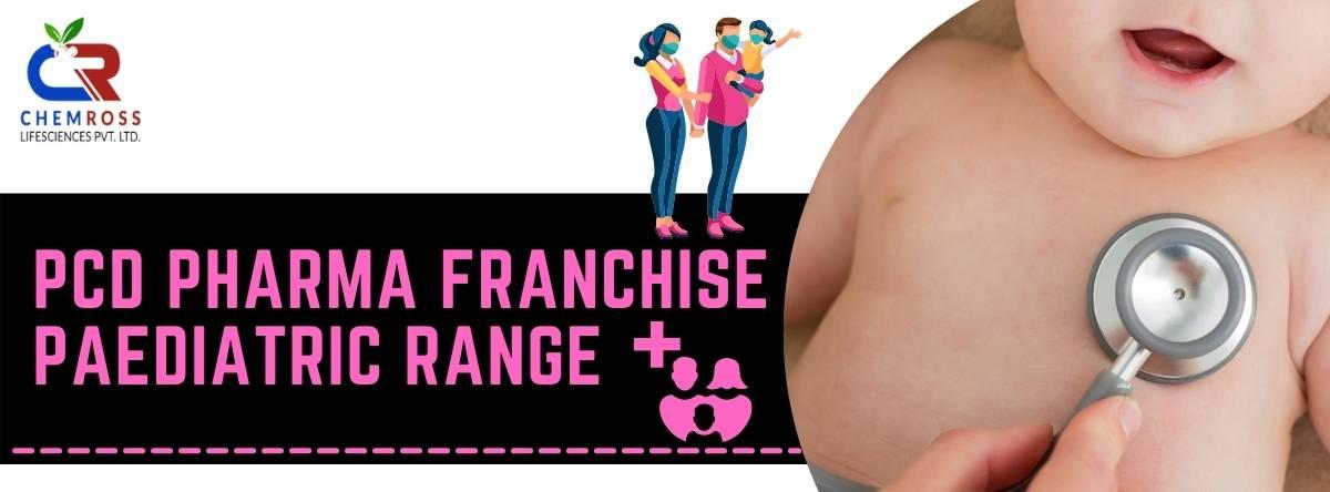 Pharma Franchise for Paediatric Range